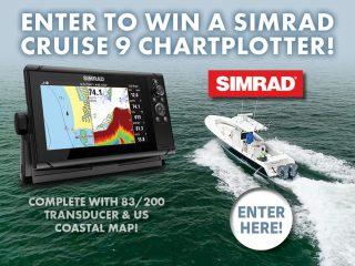 Simrad Cruise 9 Giveaway
