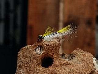 Arctic Black Ghost Fly