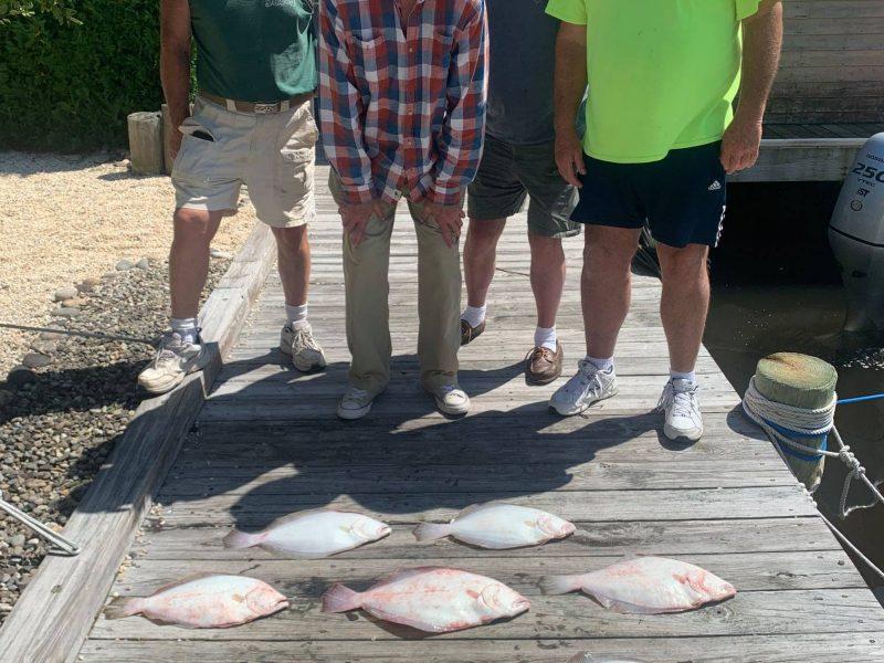 Reel Reaction Sportfishing Fluke
