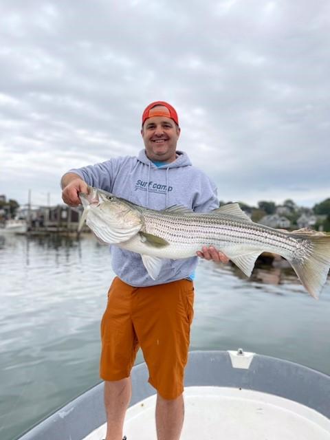 Casco Bay Striped Bass