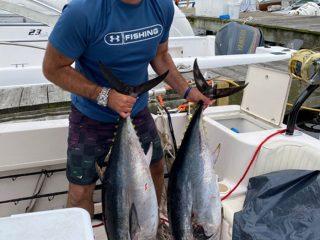 Drew Ricci tuna