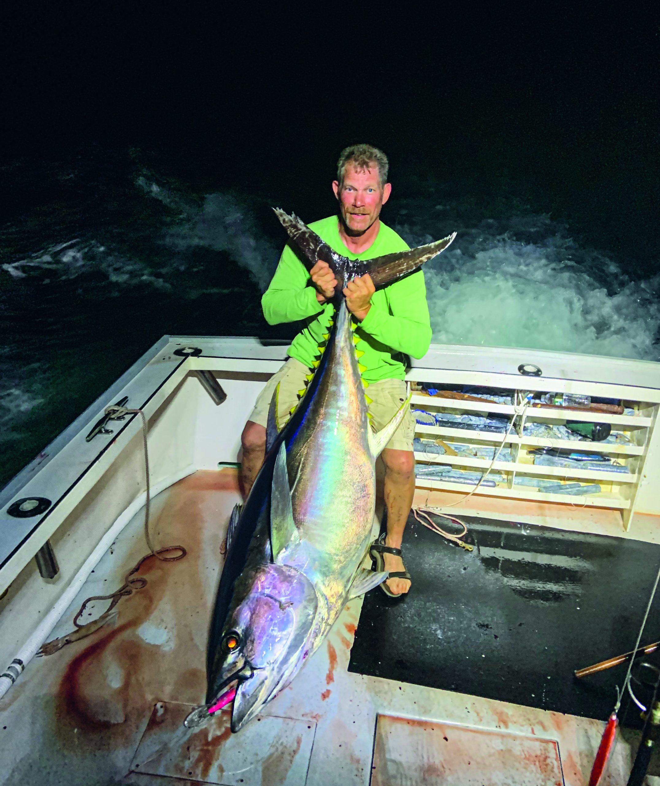 Canyons Bigeye Tuna