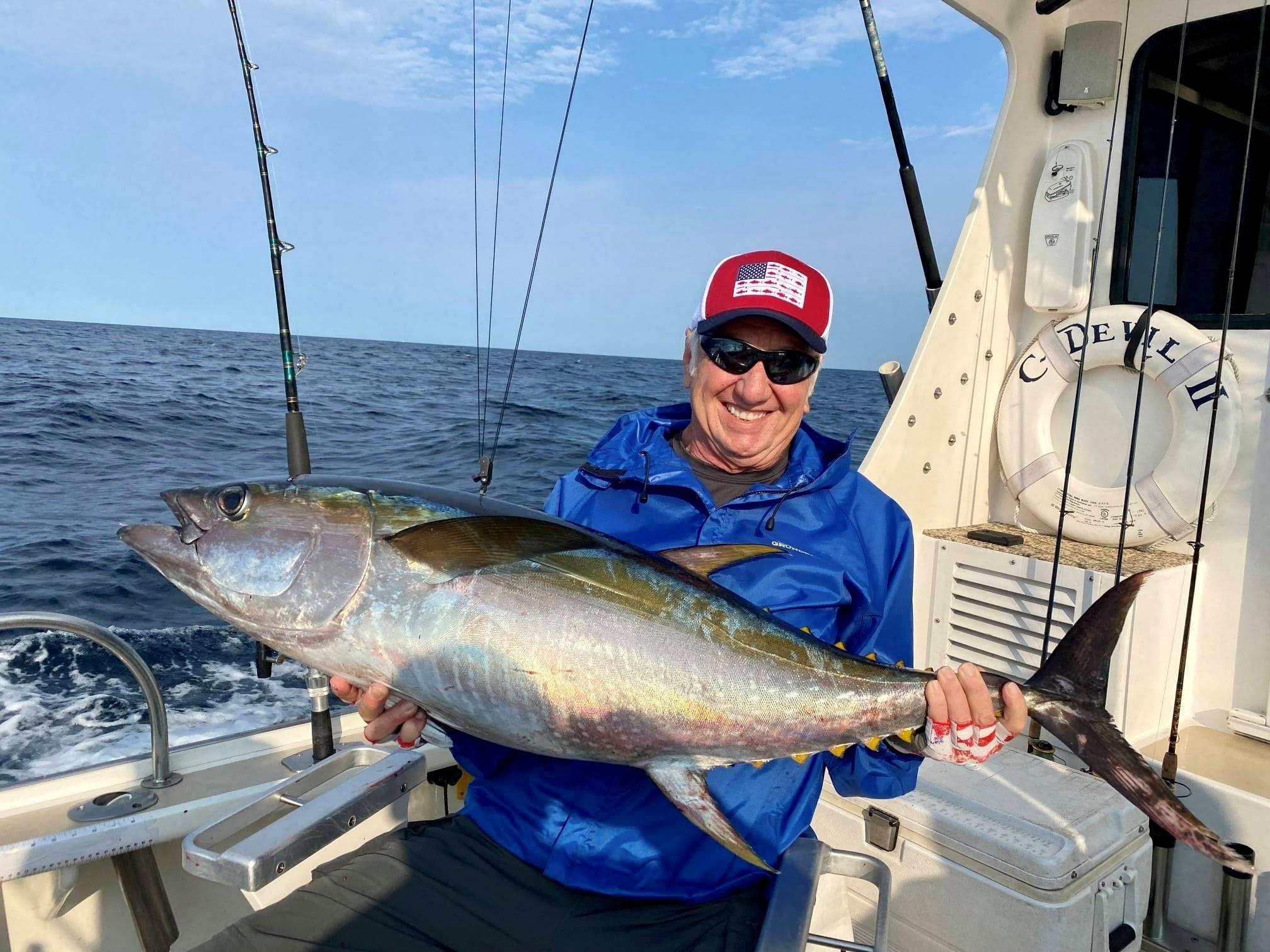 Owen Hale Yellowfin Tuna