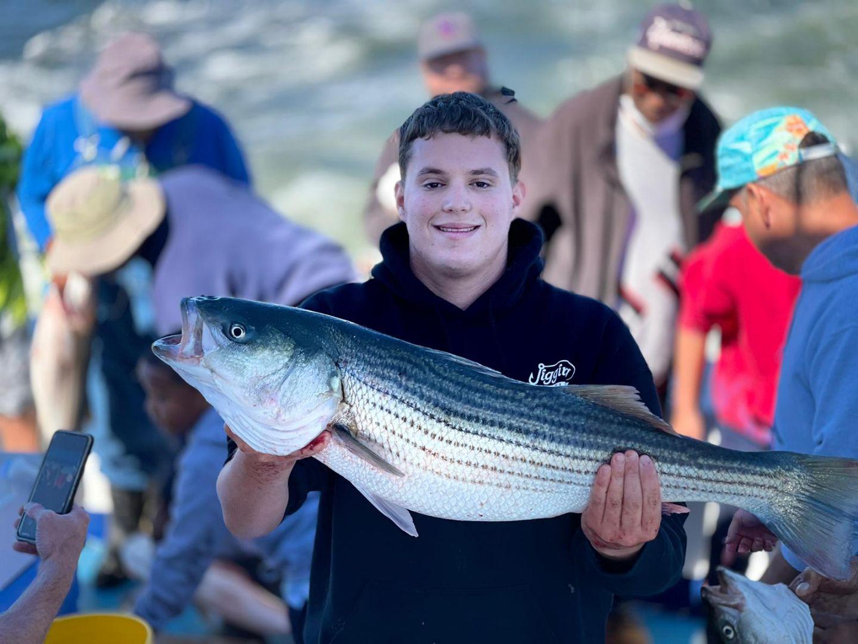 Striped Bass Gypsea Charters