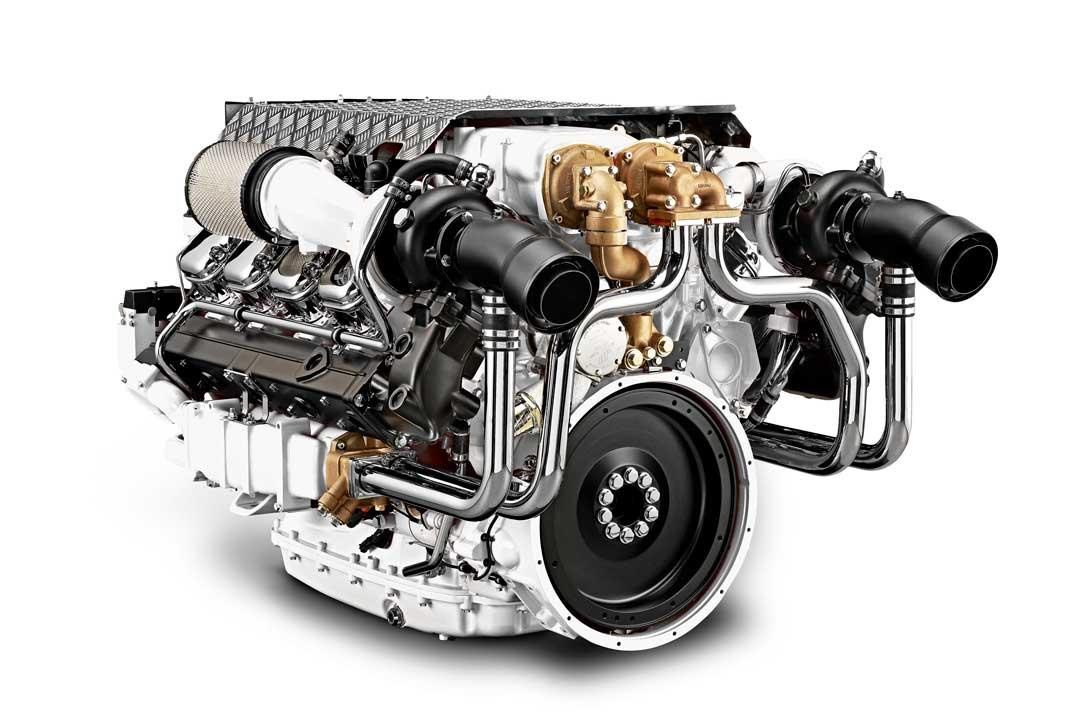 Scania V8 16L