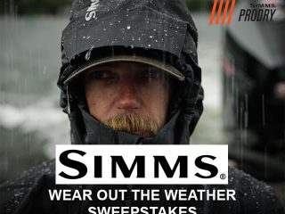 Simms Wear Out The Weather Sweepstakes