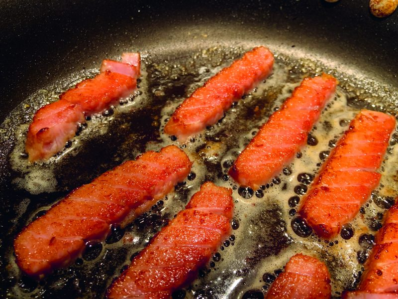 Tuna Bacon Toro