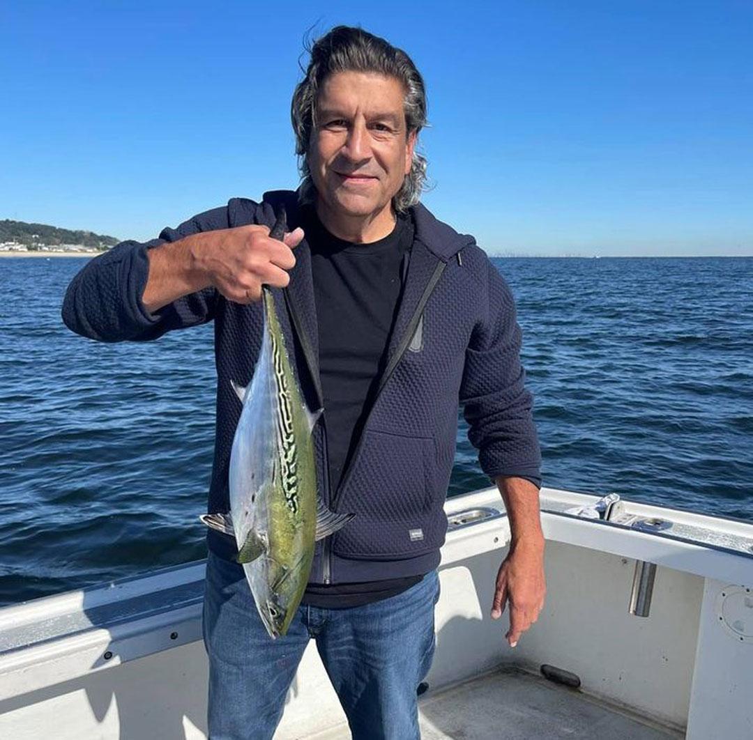 Pete's Sportfishing albie