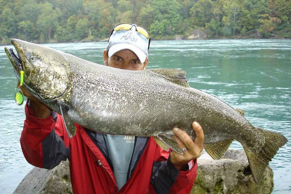 Mike Ziehm king salmon